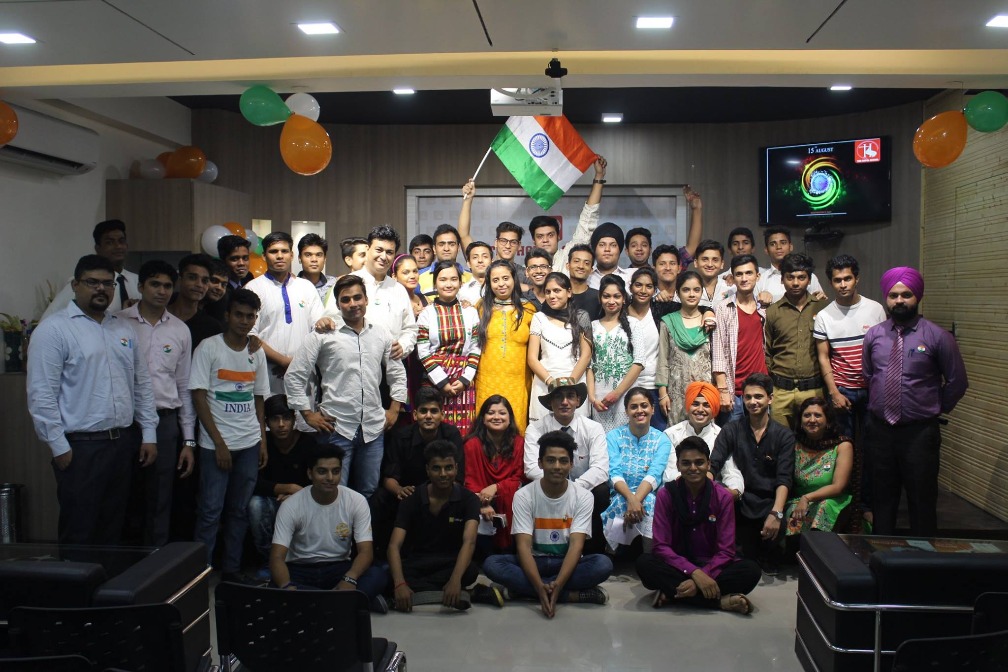 70th Independence Day Celebration India