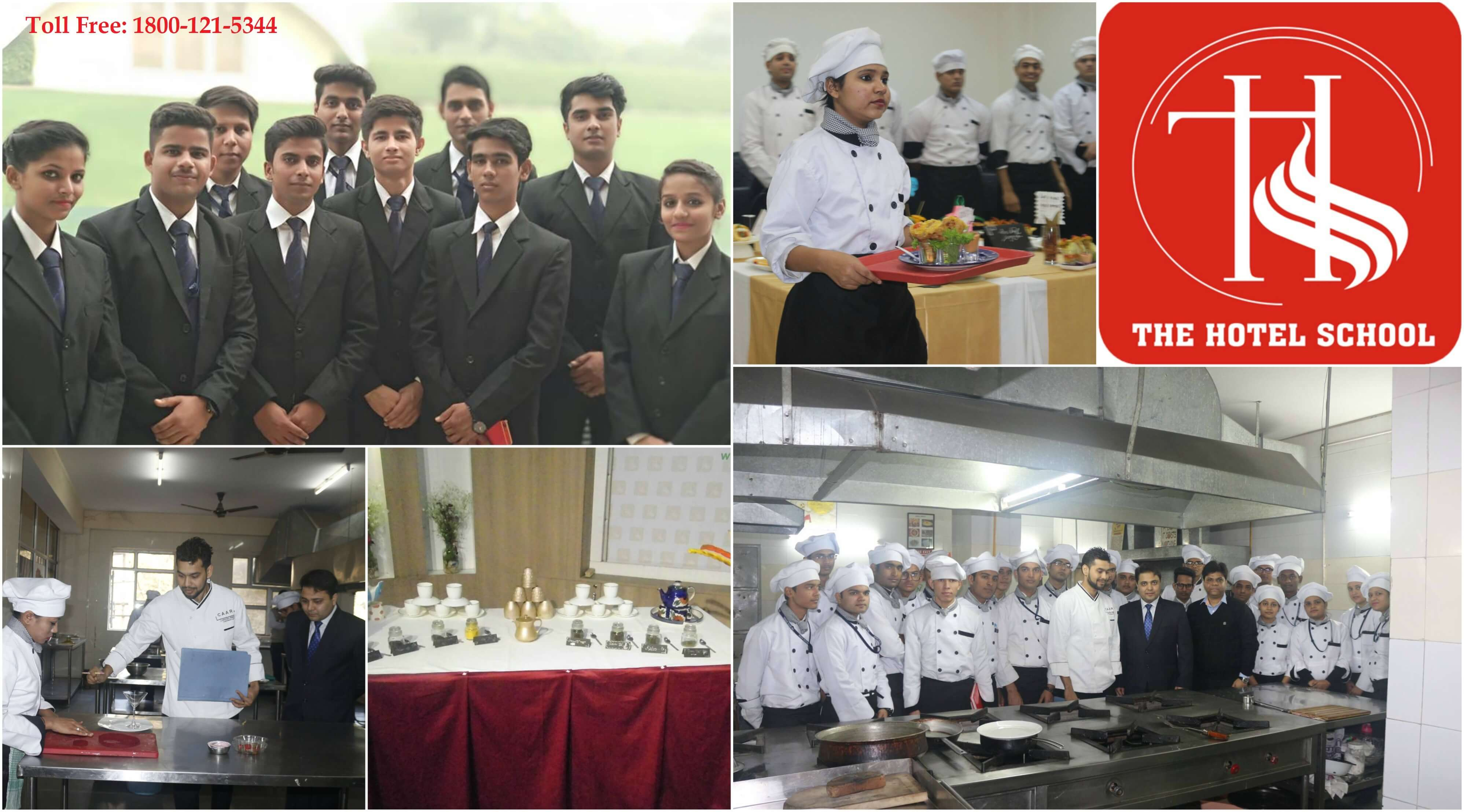 Hospitality Management colleges in Delhi