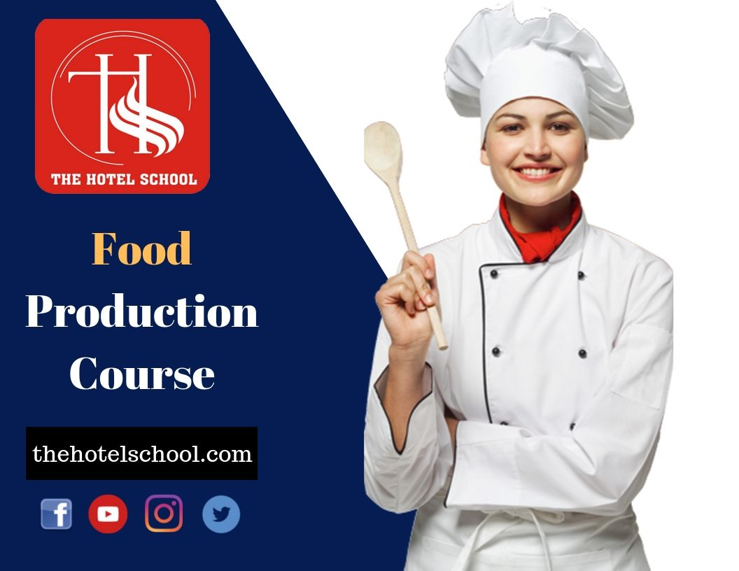 Food Production Course in Delhi India