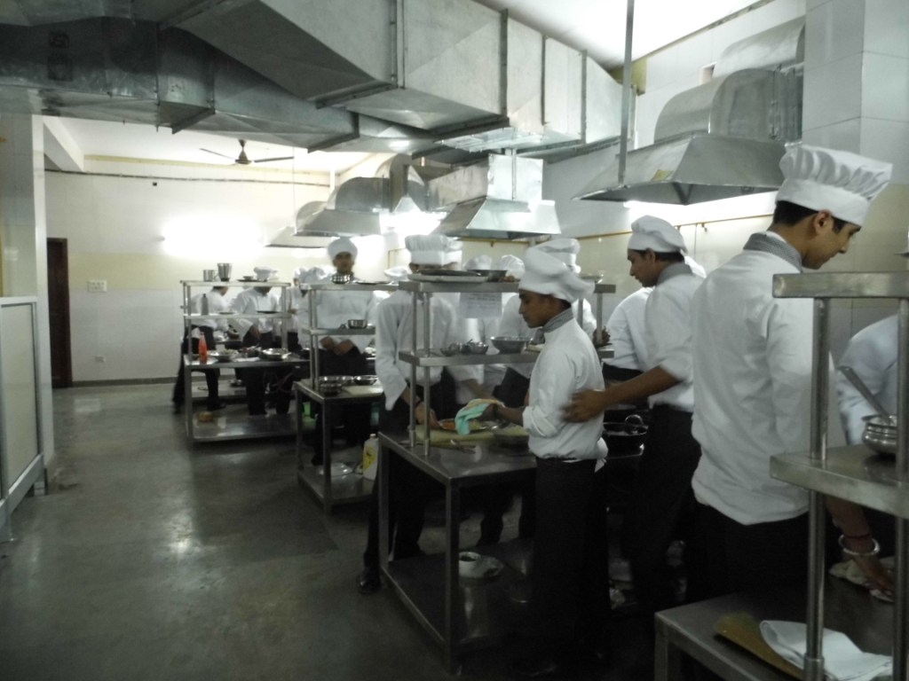 Food Production Courses in India