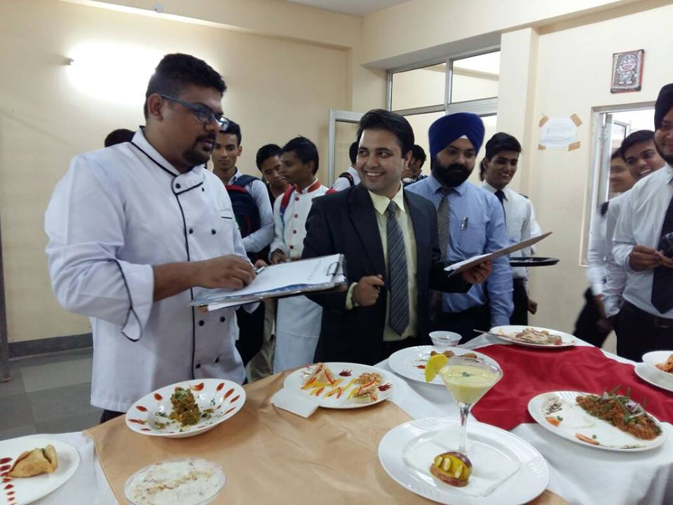 Food Poduction Course- in Delhi