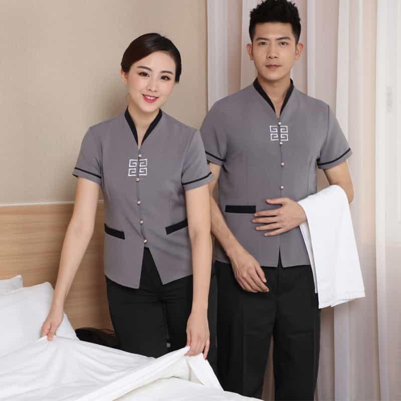 Housekeeping Staff