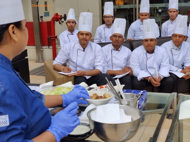 Chef Course in Delhi
