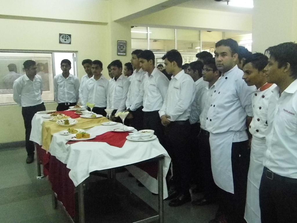 Culinary course in delhi