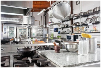 Food Production Courses in Delhi THS