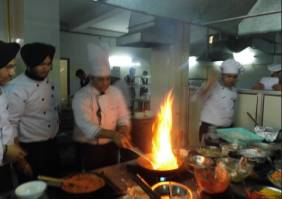 Food Production Course