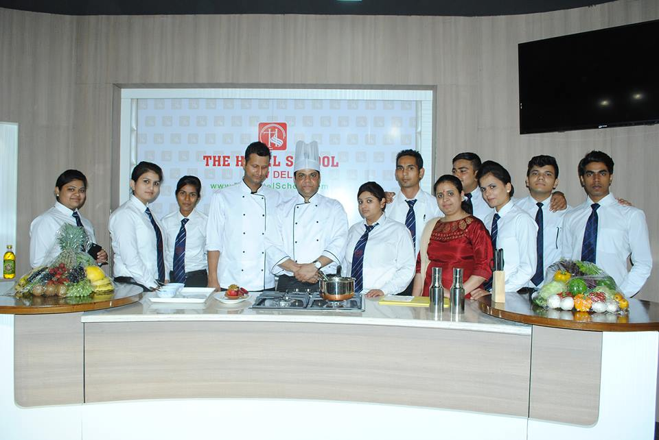 Hospitality Course in Delhi